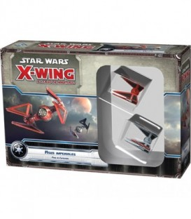 Star Wars X-Wing: Ases Imperiales