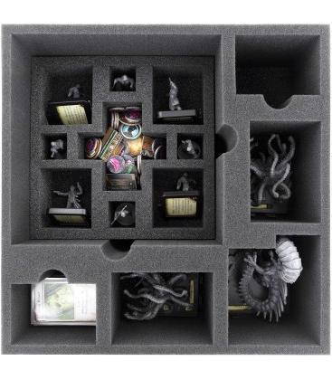 Las Mansiones de la Locura: Calles de Arkham (Foam Tray Set)