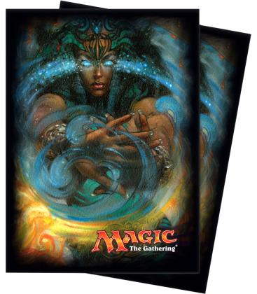 Magic the Gathering: Fundas Ilustradas Eternal Masters Force of Will (80)