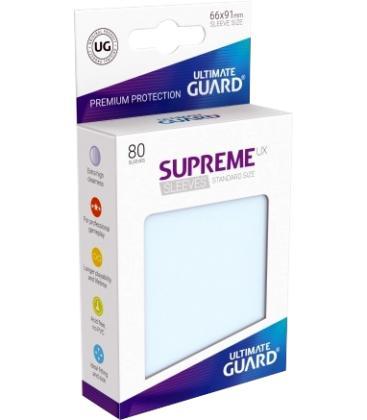 Fundas Ultimate Guard (66x91mm) SUPREME UX - Transparente (80)