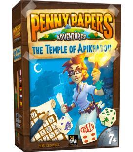 Penny Papers: El Templo de Apikhabou