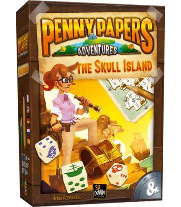Penny Papers: La Isla de la Calavera