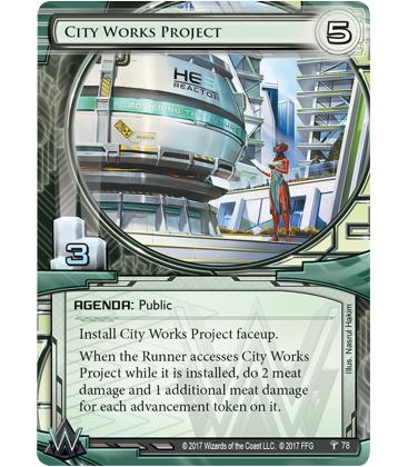 Android Netrunner: The Devil and the Dragon / Ciclo Kitara 4 (Inglés)