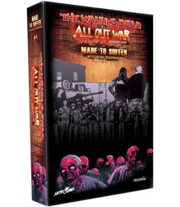 The Walking Dead: Creados para Sufrir