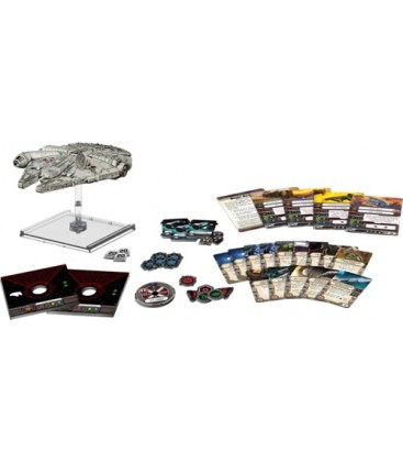 Star Wars X-Wing: Halcón Milenario
