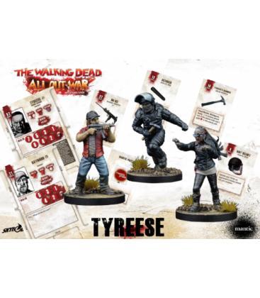 The Walking Dead: Tyreese Prison Advisor