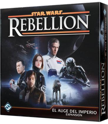 Star Wars Rebellion: El Auge del Imperio