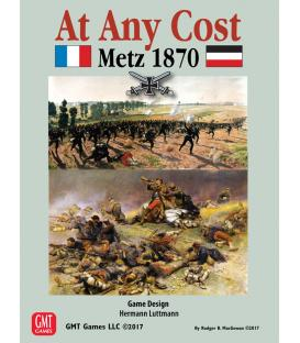 At Any Cost: Metz 1870 (Inglés)