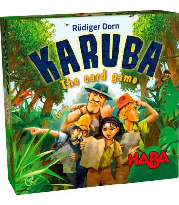 Karuba: El Juego de Cartas
