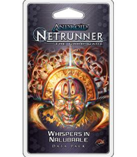 Android Netrunner: Whispers in Nalubaale / Ciclo Kitara 5 (Inglés)