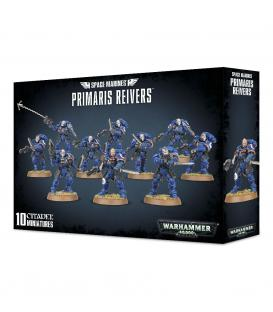 Warhammer 40,000: Space Marines (Primaris Reivers)