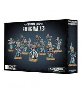 Warhammer 40,000: Thousand Sons (Rubric Marines)
