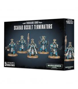 Warhammer 40,000: Thousand Sons (Scarab Occult Terminators)