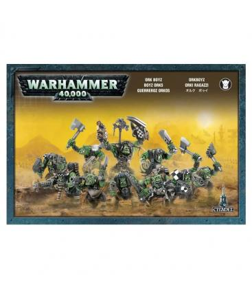 Warhammer 40,000: Guerreroz Orkos