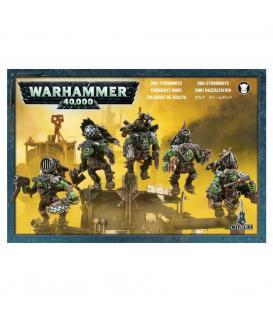 Warhammer 40,000: Zoldadoz de Azalto Orkos