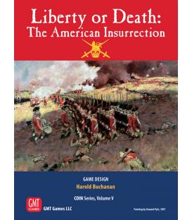 Liberty or Death: The American Insurrection (Inglés)