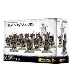 Warhammer Age of Sigmar: Slaves to Darkness (Chaos Warriors)