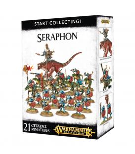 Warhammer Age of Sigmar: Seraphon (Start Collecting! )