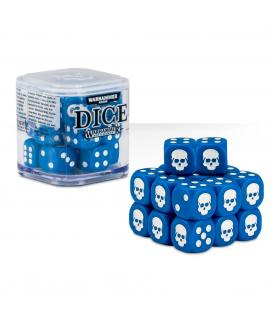 Cubo de Dados Warhammer - Azul (20)