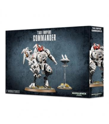 Warhammer 40,000: Tau Empire Commander