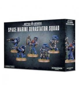 Warhammer 40,000: Space Marines (Devastator Squad)