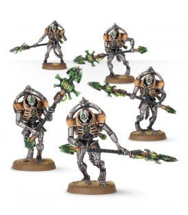 Warhammer 40,000: Necron (Triarch Praetorians)