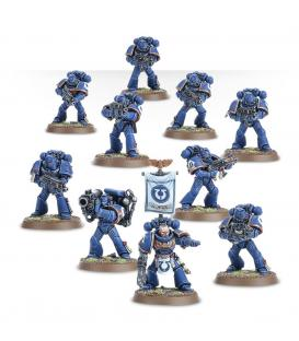 Warhammer 40,000: Space Marines (Tactical Squad)