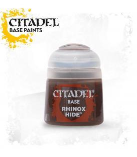 Pintura Citadel: Base Rhinox Hide