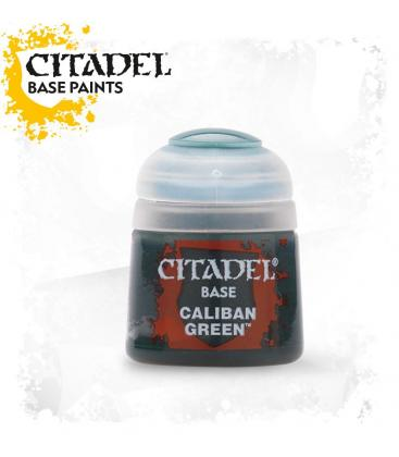 Pintura Citadel: Base Caliban Green