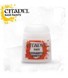 Pintura Citadel: Base Ceramite White