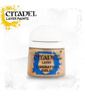Pintura Citadel: Layer Liberator Gold