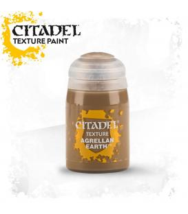Pintura Citadel: Texture Agrellan Earth