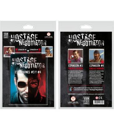 Hostage: El Negociador (Expansiones 3 y 4)