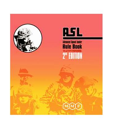 Advanced Squad Leader Rule Book (ASL): 2nd Edition