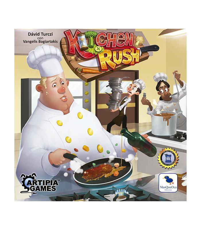 Resultado de imagen de kitchen rush masqueoca
