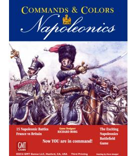 Commands & Colors: Napoleonics - 3rd Printing (Inglés)
