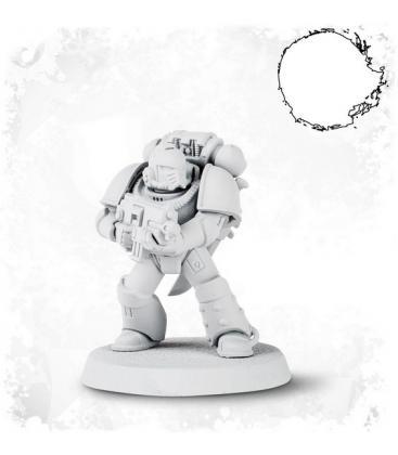 Spray de Imprimación Citadel: Corax White