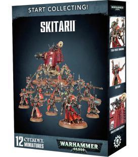 Warhammer 40,000: Skitarii (Start Collecting!)