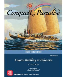 Conquest of Paradise: Deluxe 2nd Edition (Inglés)