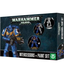 Warhammer 40,000: Intercessors (+ Paint Set)