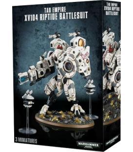 Warhammer 40,000: Tau Empire XV104 Cataclismo - Armadura de Combate