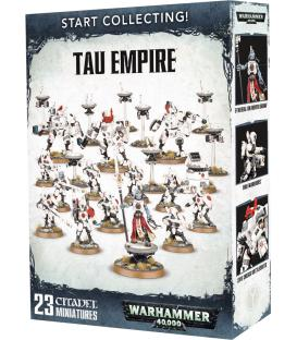 Warhammer 40,000: Tau Empire (Start Collecting!)
