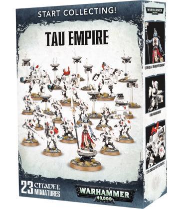 Warhammer 40,000: Tau Empire (Start Collecting!)