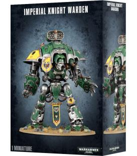 Warhammer 40,000: Imperial Knights - Knight Warden