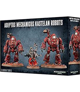 Warhammer 40,000: Adeptus Mechanicus Kastelan Robots