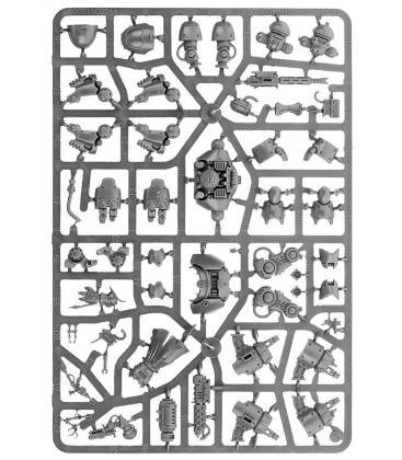 Warhammer 40,000: Adeptus Mechanicus (Kastelan Robots)