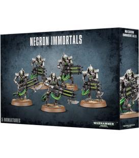 Warhammer 40,000: Necrons (Immortals)