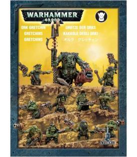 Warhammer 40,000: Peña de Gretchins y Kaporal