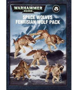 Warhammer 40,000: Space Wolves (Fenrisian Wolf Pack)