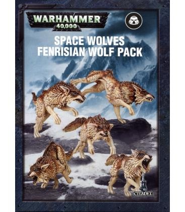 Warhammer 40,000: Space Wolves Fenrisian Wolf Pack